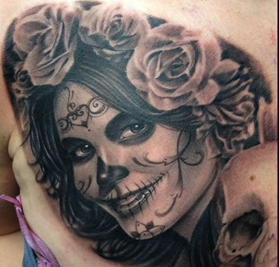 Cigla - Reinkarnation TattooDeutschlandKöln