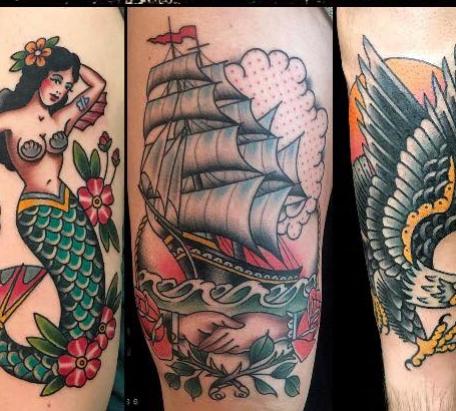 Maik Gnass - The Office Electric TattooingNiederlandeRotterdam
