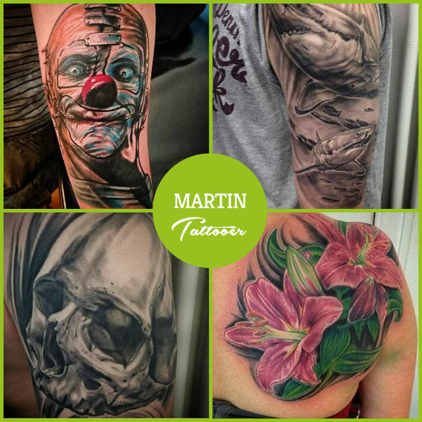 Martin - The Culture ShocksDeutschlandWolfsburg