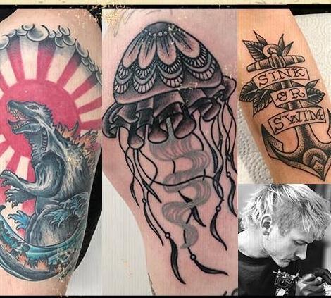 Martin Honings - Magic Moon TattooingDeutschlandErkelenz
