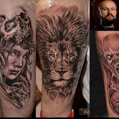 Ovidiu - Transilvania TattooRomänienSibiu