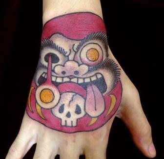 Sabado - Sabado Crazy TattooingJapanNagoya