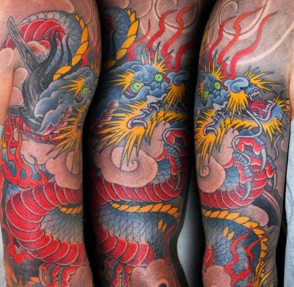Tara - Schattenwerk TattooDeutschlandLörrach