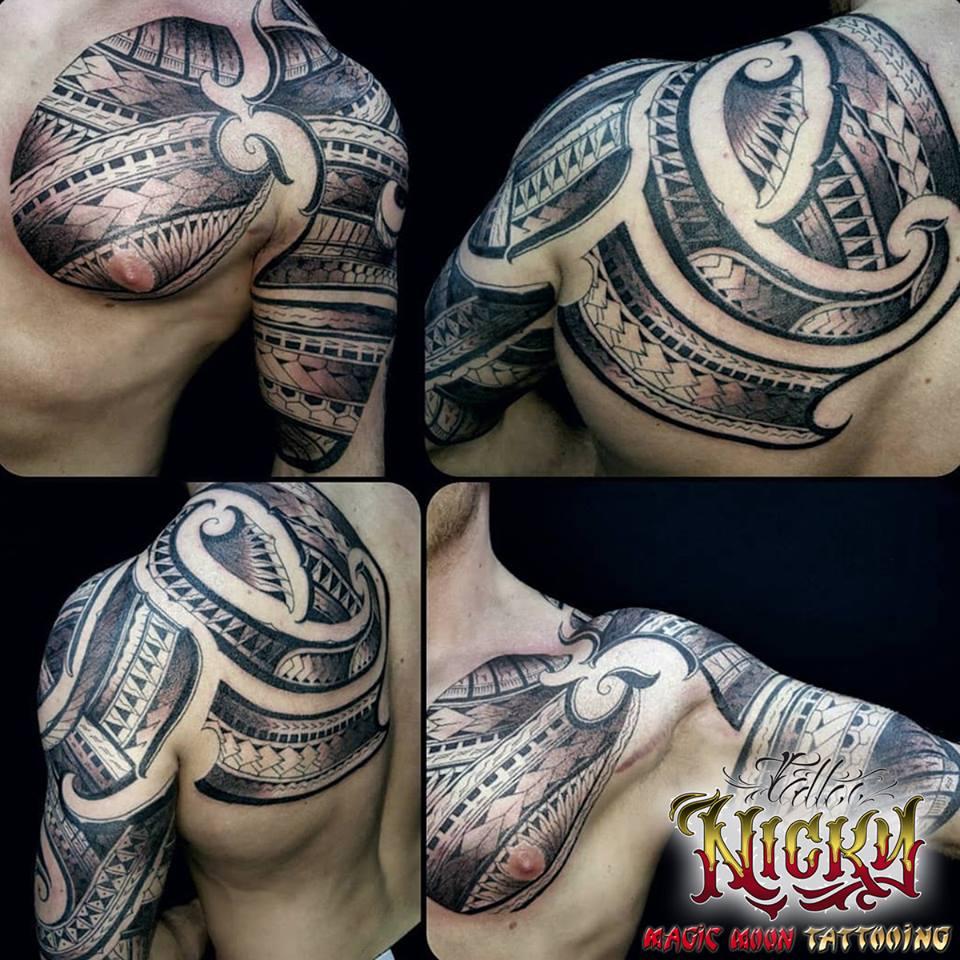 Tattoo Nicky - Magic Moon TattooingDeutschlandErkelenz
