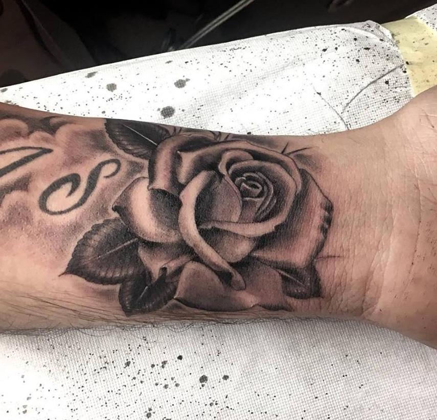 Till Pulpanek - True Love TattooDeutschlandDüsseldorf