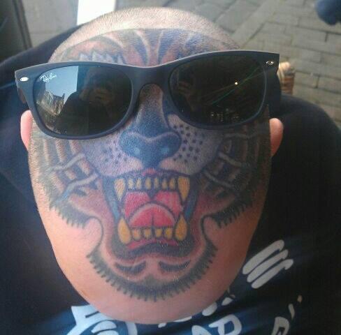 Sascha Sevic - Free Bird TattooNiederlandeEindhoven