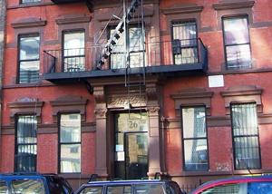 6-12-26-34 West 132nd Street, NYC