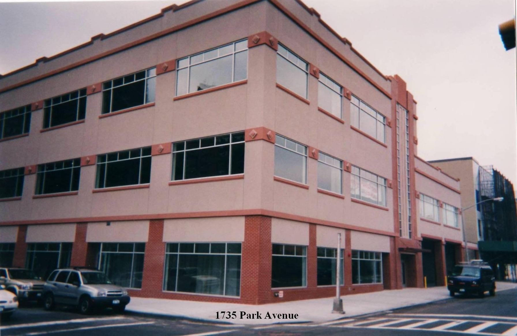 Graces Marketplace Headquarters 1735 Park Avenue, NYC