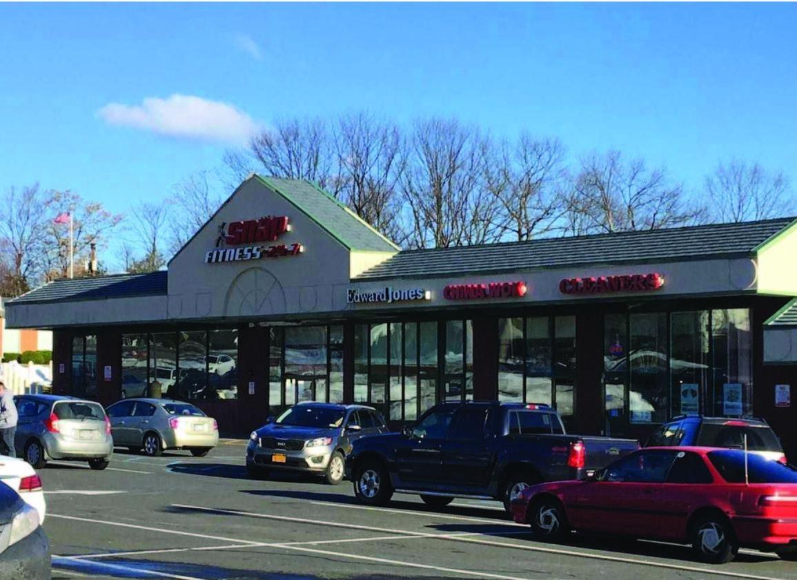 Patriot Square Shopping Center Stony Point, Rockland County