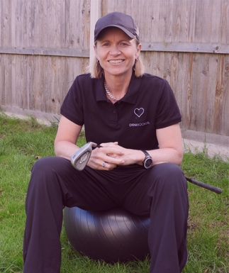 Golf Fitness & Lifestyle - Deni Booker