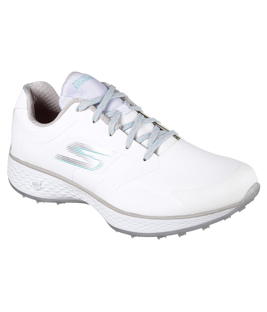 Skechers Ladies GoGolf Birdie Tour Golf Shoes white-blue.png