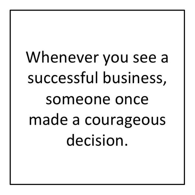 """Whenever you see a successful business, someone once made a courageous decision."" - Peter Drucker #ashworthstrategy - : : : #marketing #digitalmarketing #strategy #marketingstrategy #businessstrategy #brandstrategy #branding #newyorkcity #marketingagency #marketingconsultant #marketingcoach #marketingtips #motivated #marketingideas #marketingagency #strategyguide #startuplife #startupcommunity #startupbuisiness #startuptips #startupnewyork #entrepreneur #smallbusiness #skincarestartup #skincarestartups 📷: @ashworthstrategy"