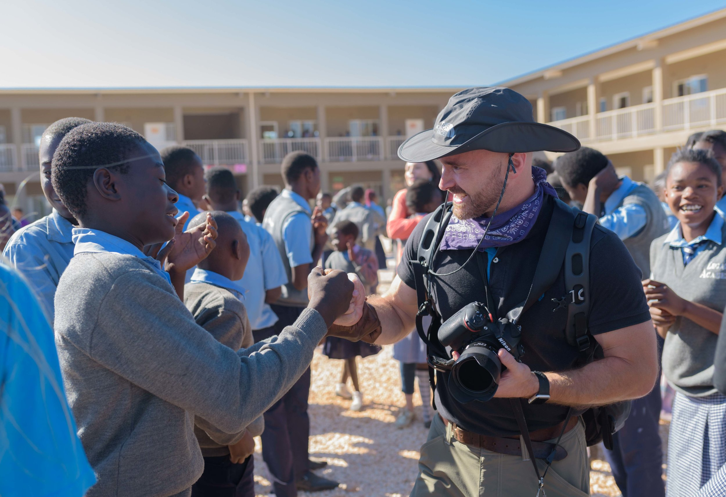 Contact Marshall - For the last 9 years, Marshall Foster has filmed and photographed in over 20 countries worldwide. His passion is for people, and for revealing the issues and numerous challenges they may face.
