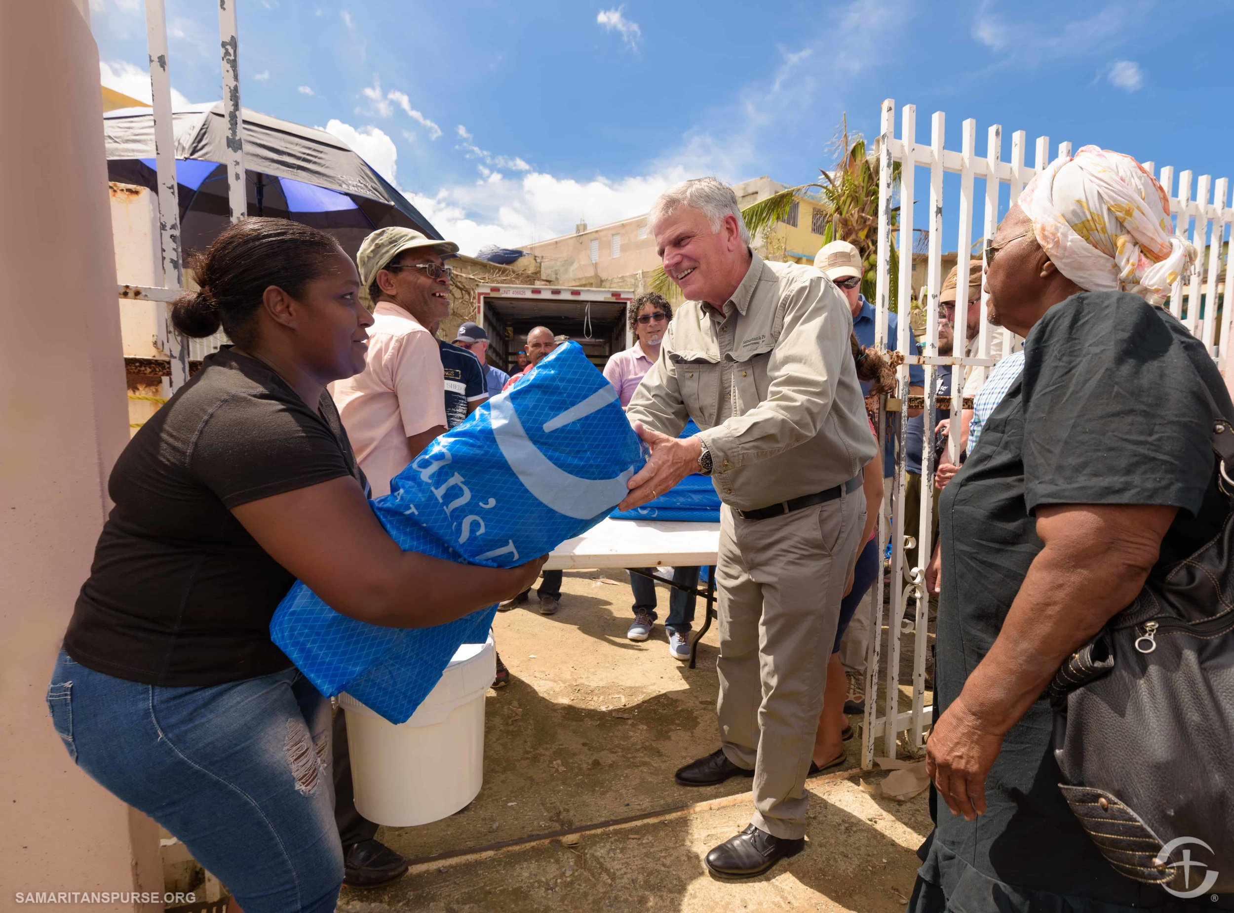 Franklin Graham in Puerto Rico