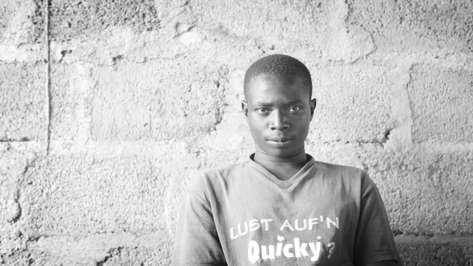 Dusty, 19: after his grandmother died, he was too scared of his brother to return home, so he went to live on the streets.