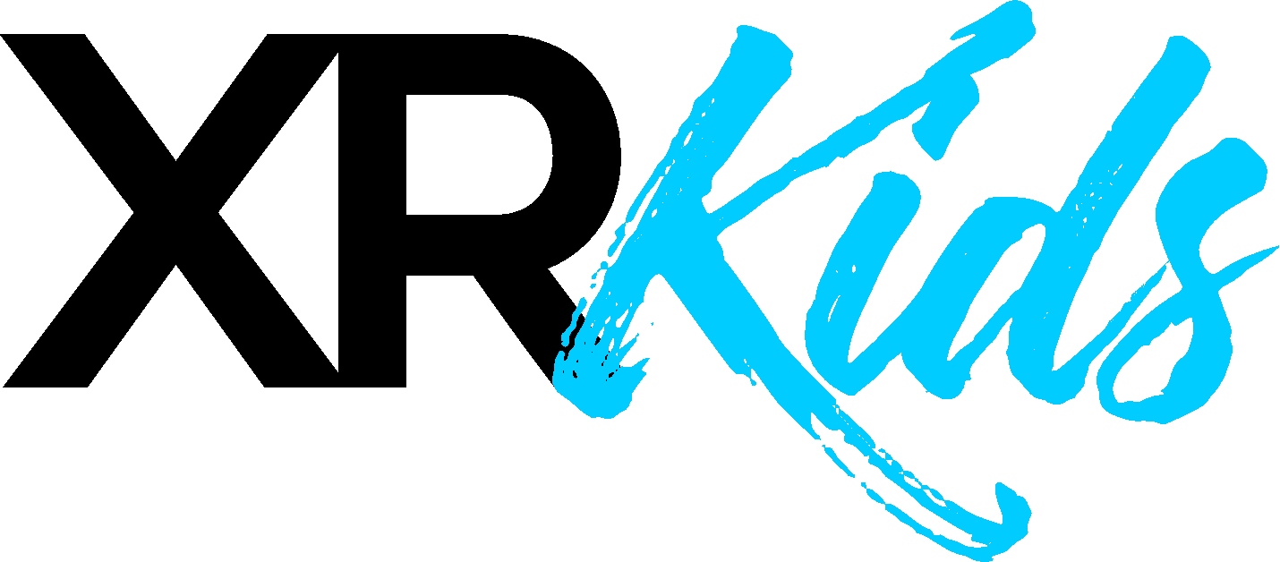 XR Kids logo transparent black & blue.png