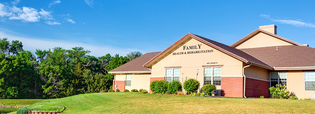 Family Health & Rehabilitation  | Wichita, KS