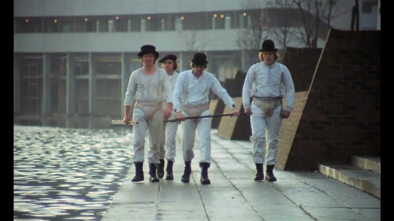 Alex and his droogs [Source: Warner Bros.]