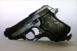 The gun belonged to Paul Freshour