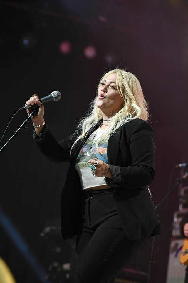 Photo from  Elle King's Facebook .