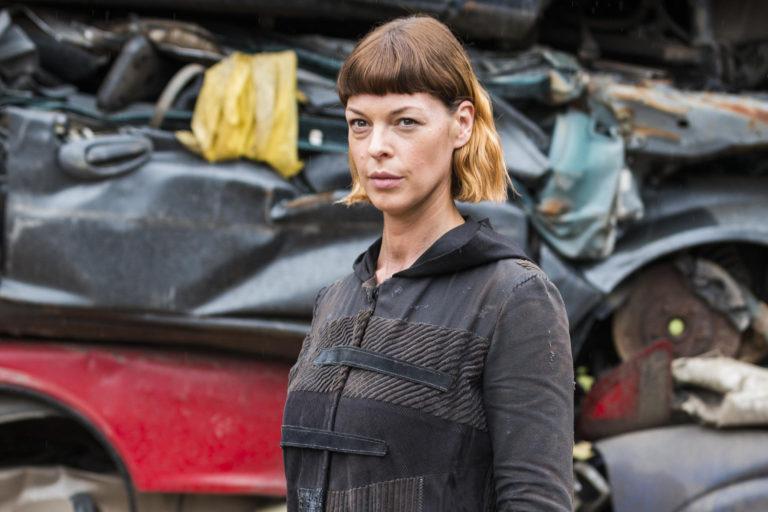 Pollyanna McIntosh as Jadis –  The Walking Dead