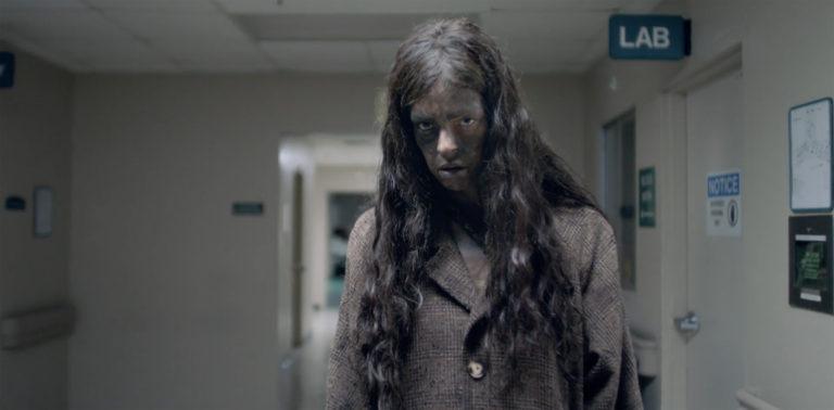 Pollyanna McIntosh as The Woman in Darlin'