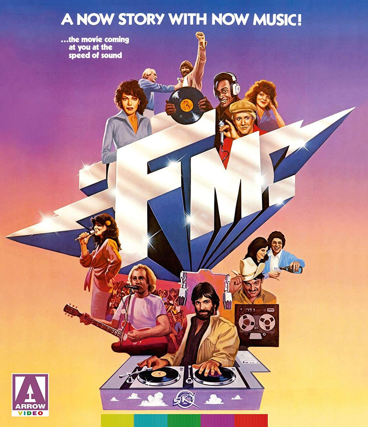 FM (1978) and the Time Machine | Film Daddy