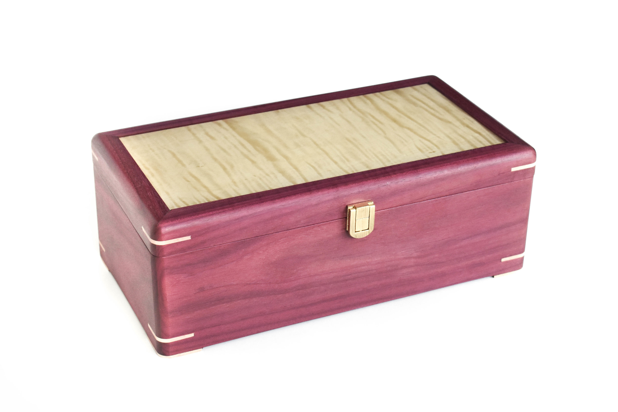 PURPLEHEART BOX -
