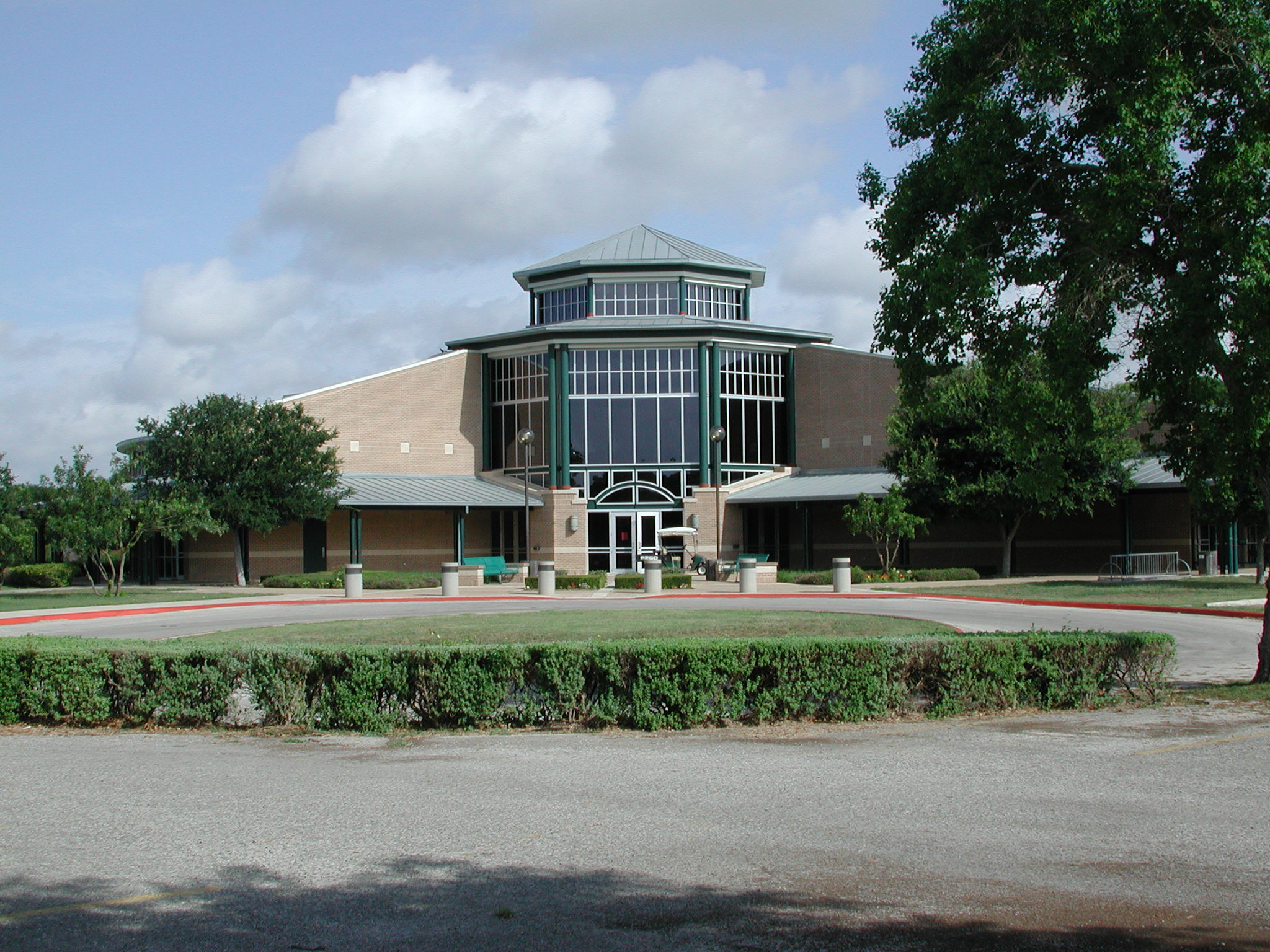 Texas Lutheran University Dining Hall