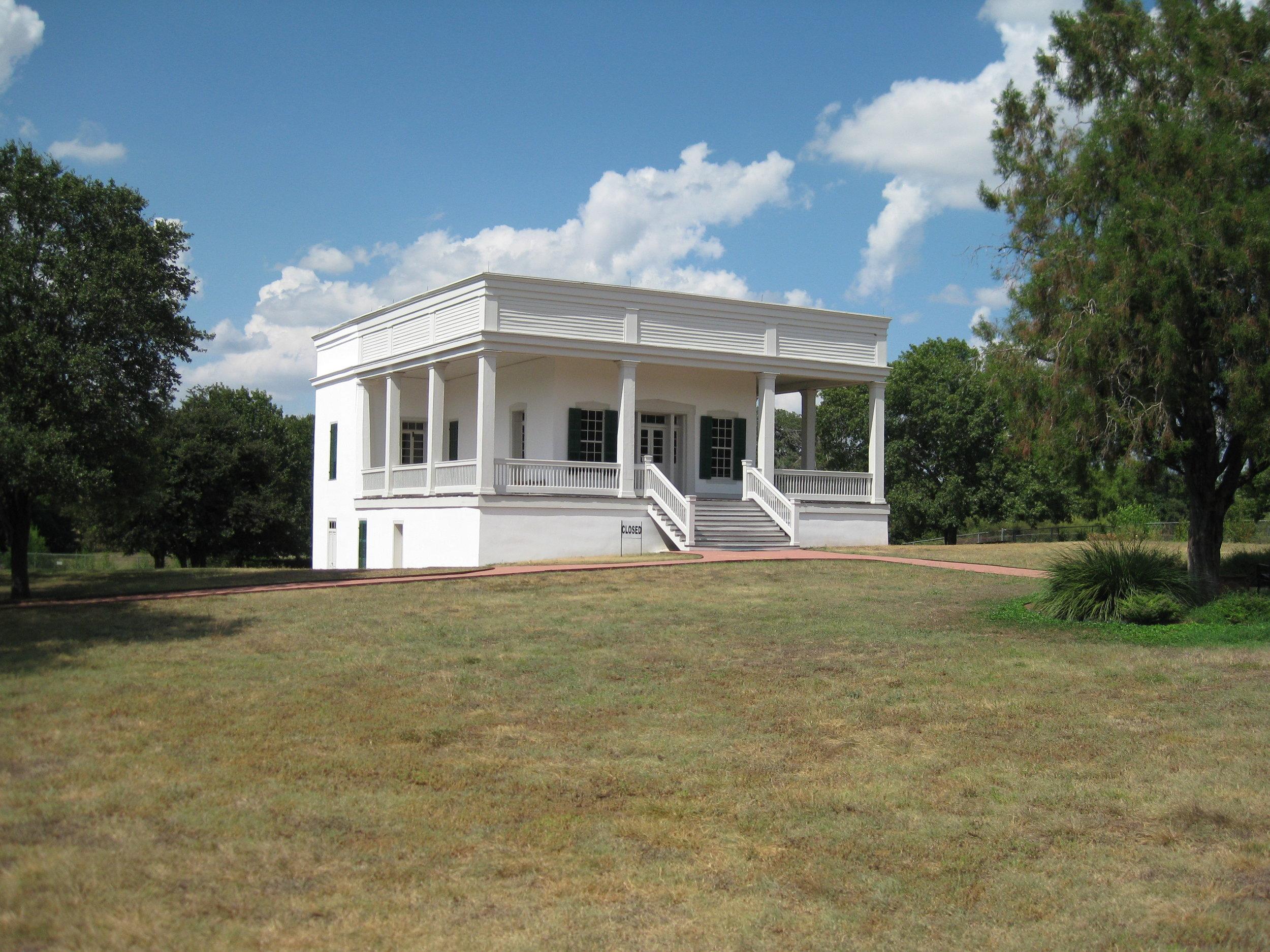 Sebastapol State Historical Park, Seguin