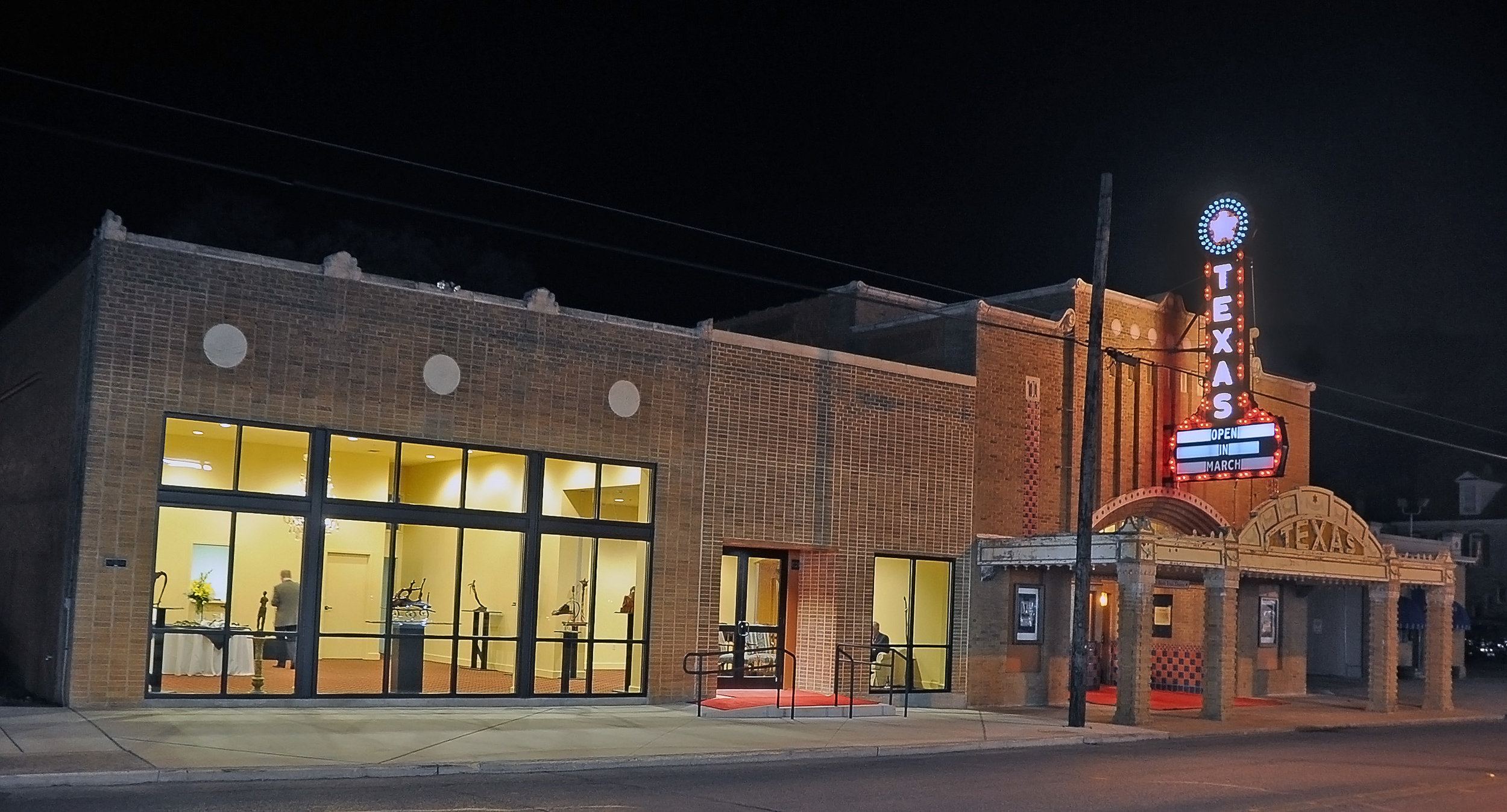 Texas Theater, Seguin