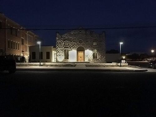 St. Joseph's Halle, Fredericksburg