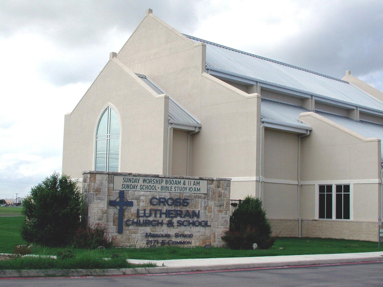 Cross Lutheran Church, New Braunfels