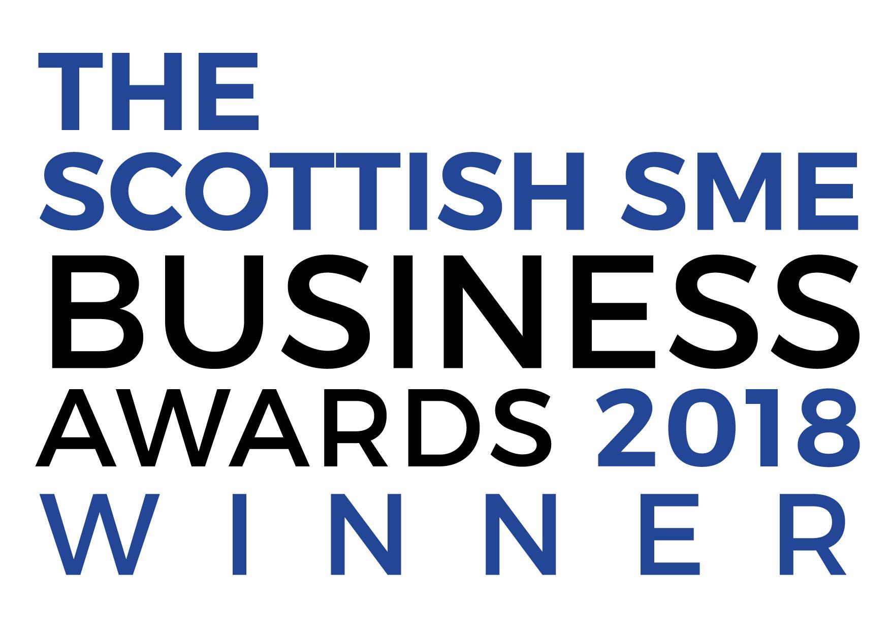 The Scottish SME Business Awards Winner 2018.JPG