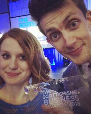The Scottish SME Business Awards 2018, Unique Scottish Business Winners.