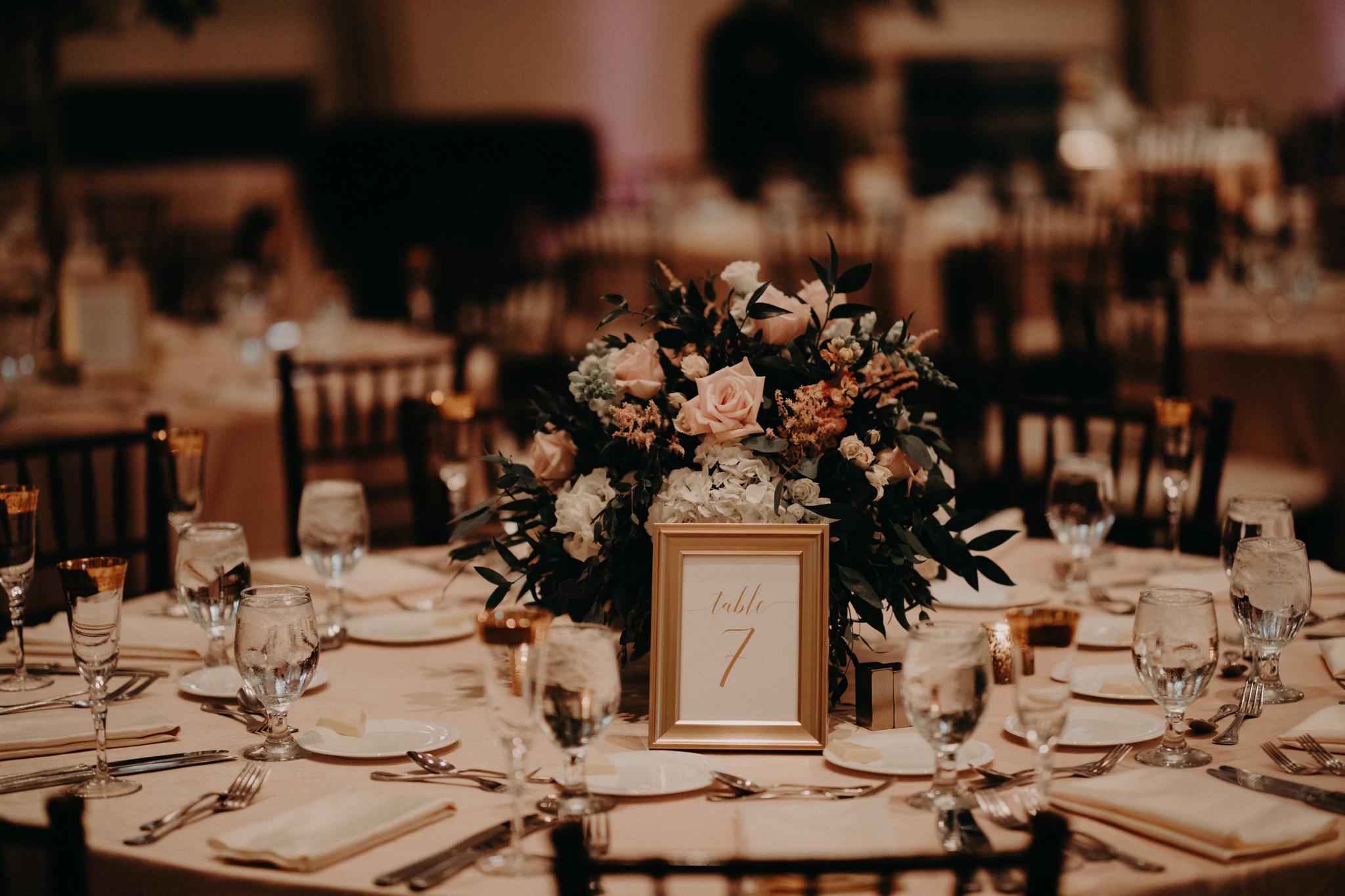 Inn at St. Johns Wedding