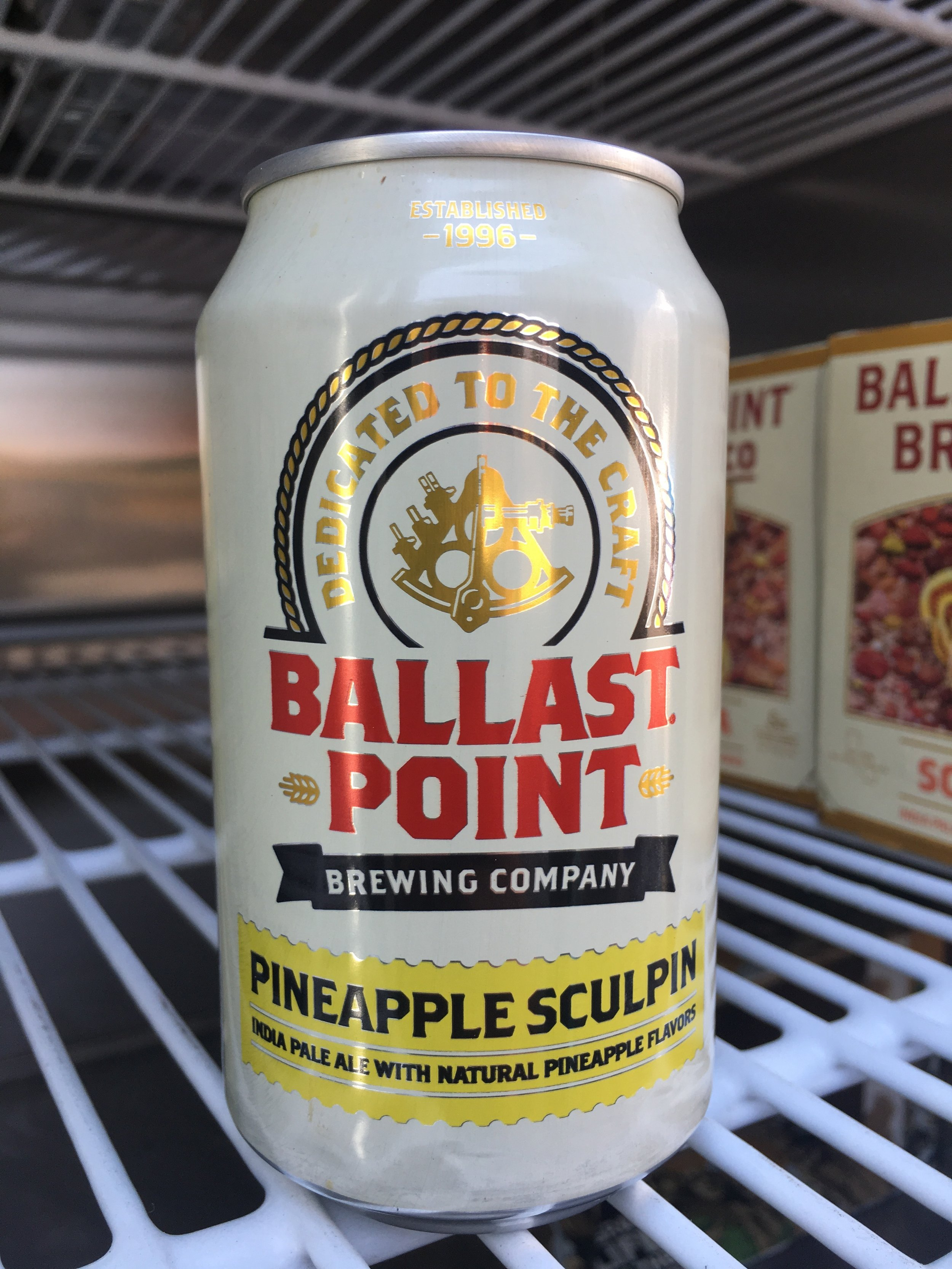 Ballast Point - Pineapple Sculpin