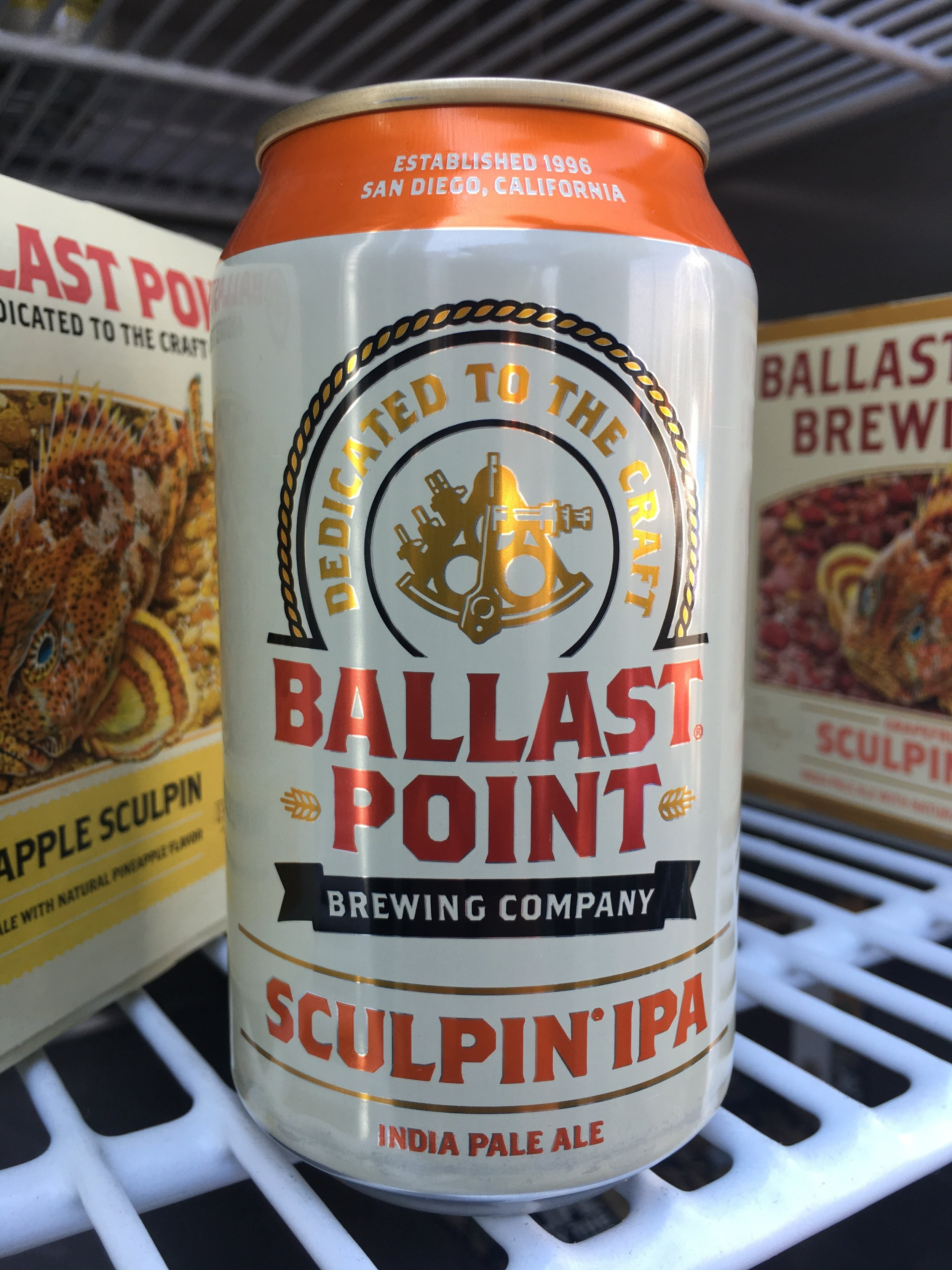 Ballast Point - Sculpin IPA