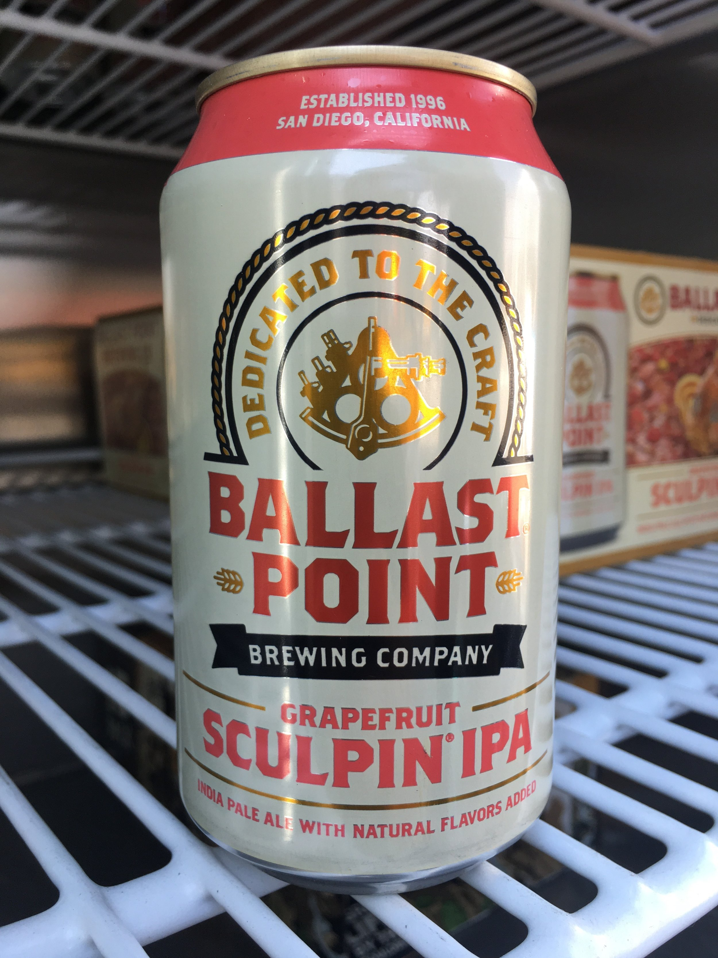 Ballast Point - Grapefruit Sculpin