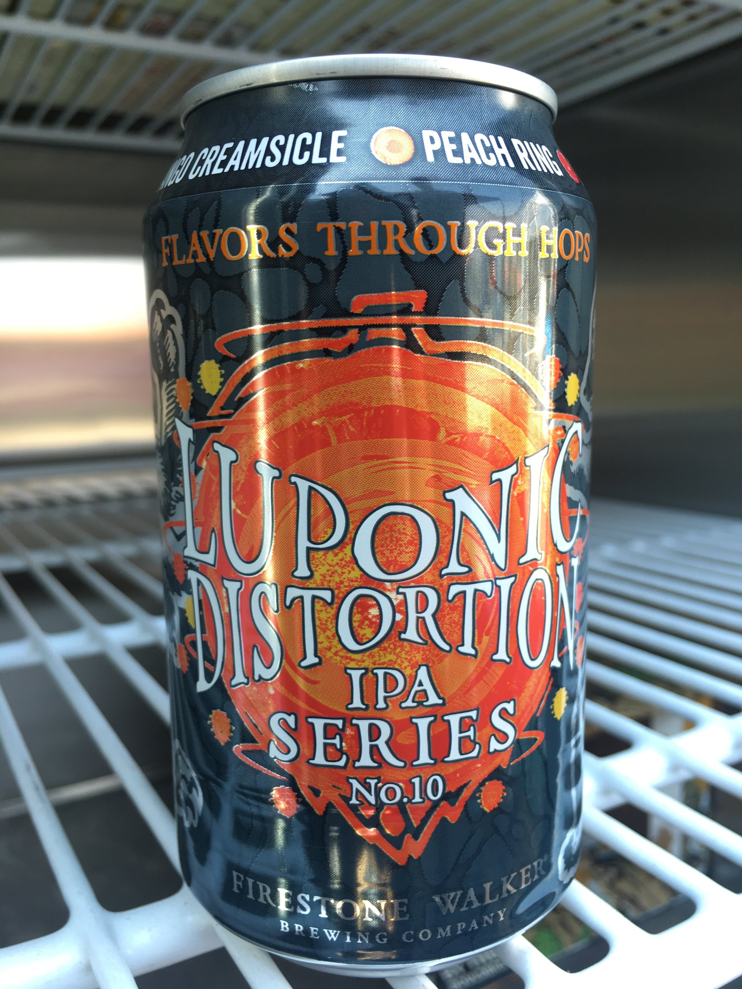 Firestone Walker Brewing - Luponic Distortion IPA