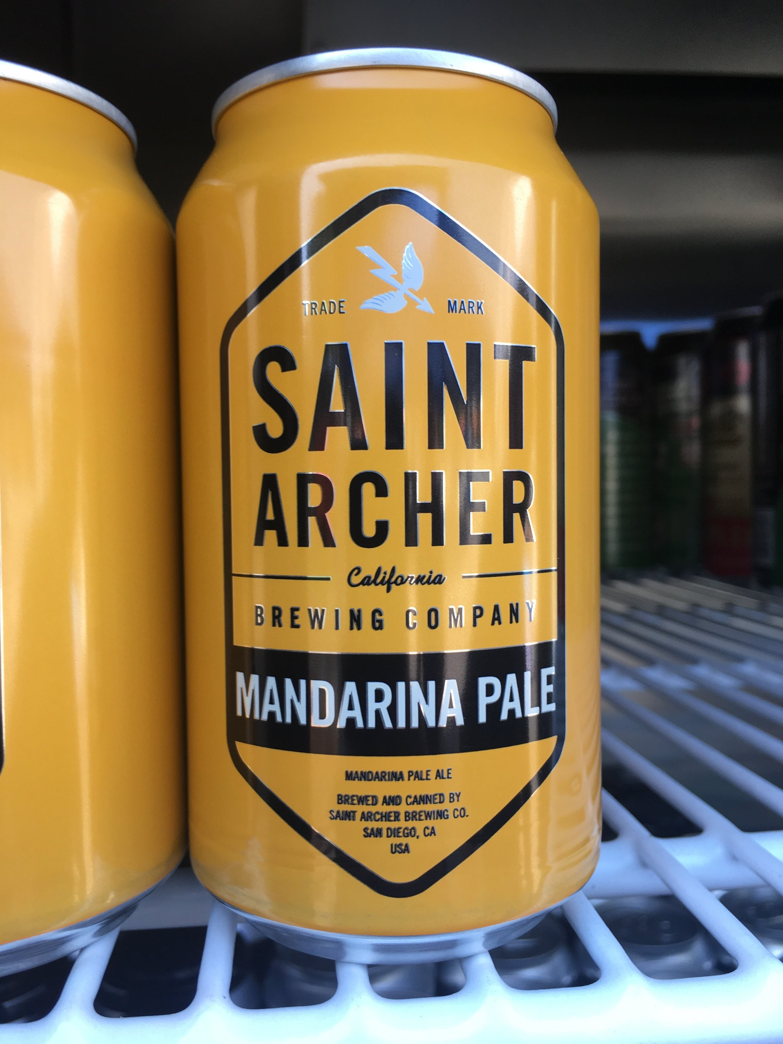 Saint Archer Brewery - Mandarina Pale Ale