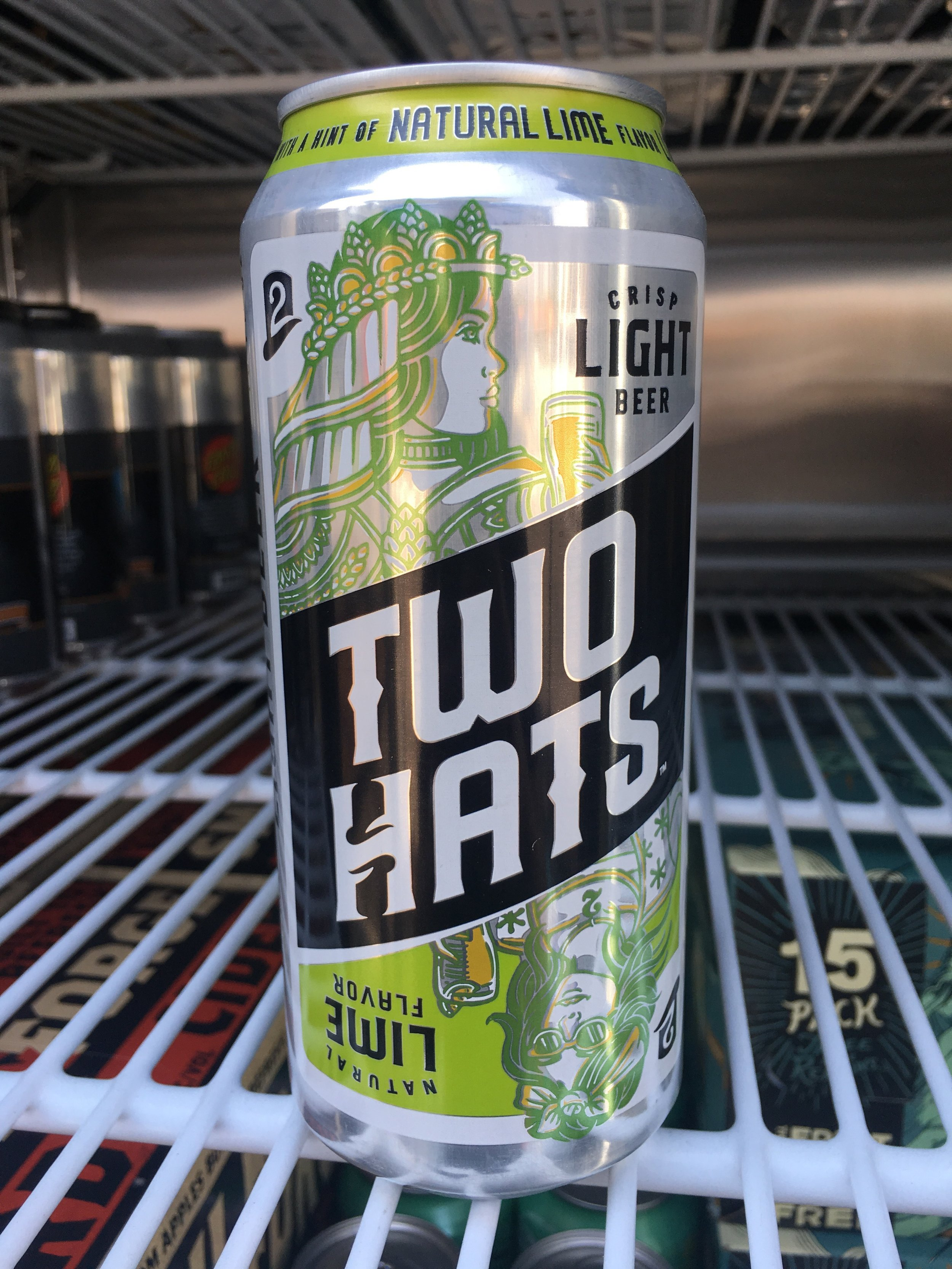 Two Hats - Lime Lager