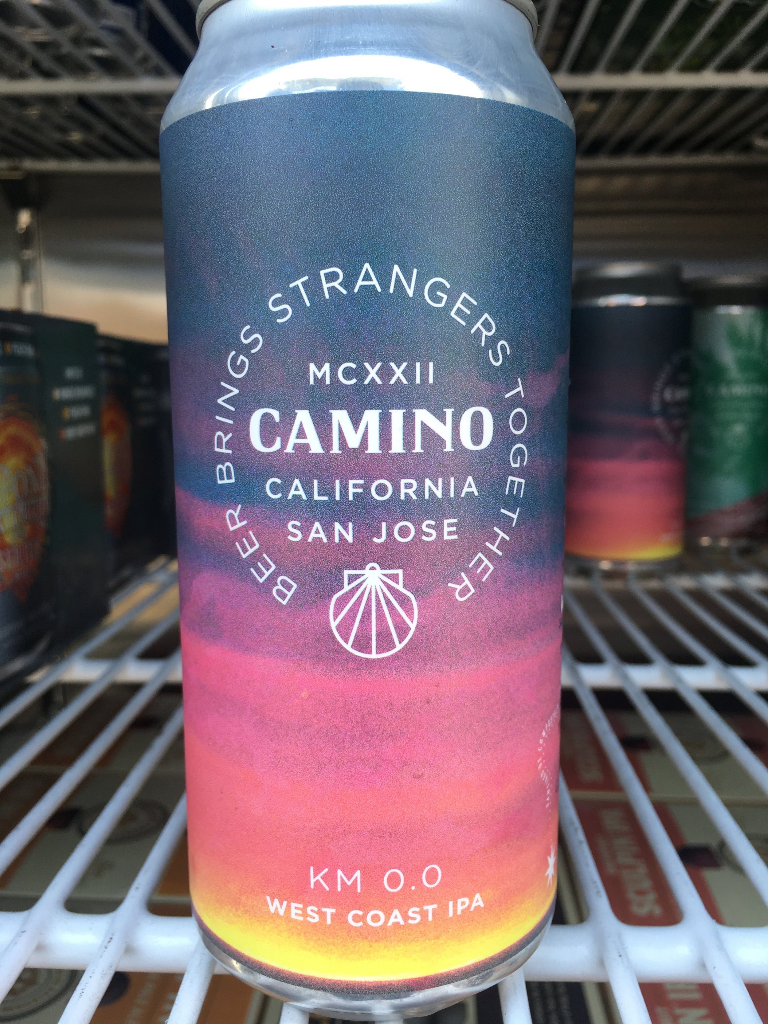 Camino Brewing - KM 0.0 West Coast IPA