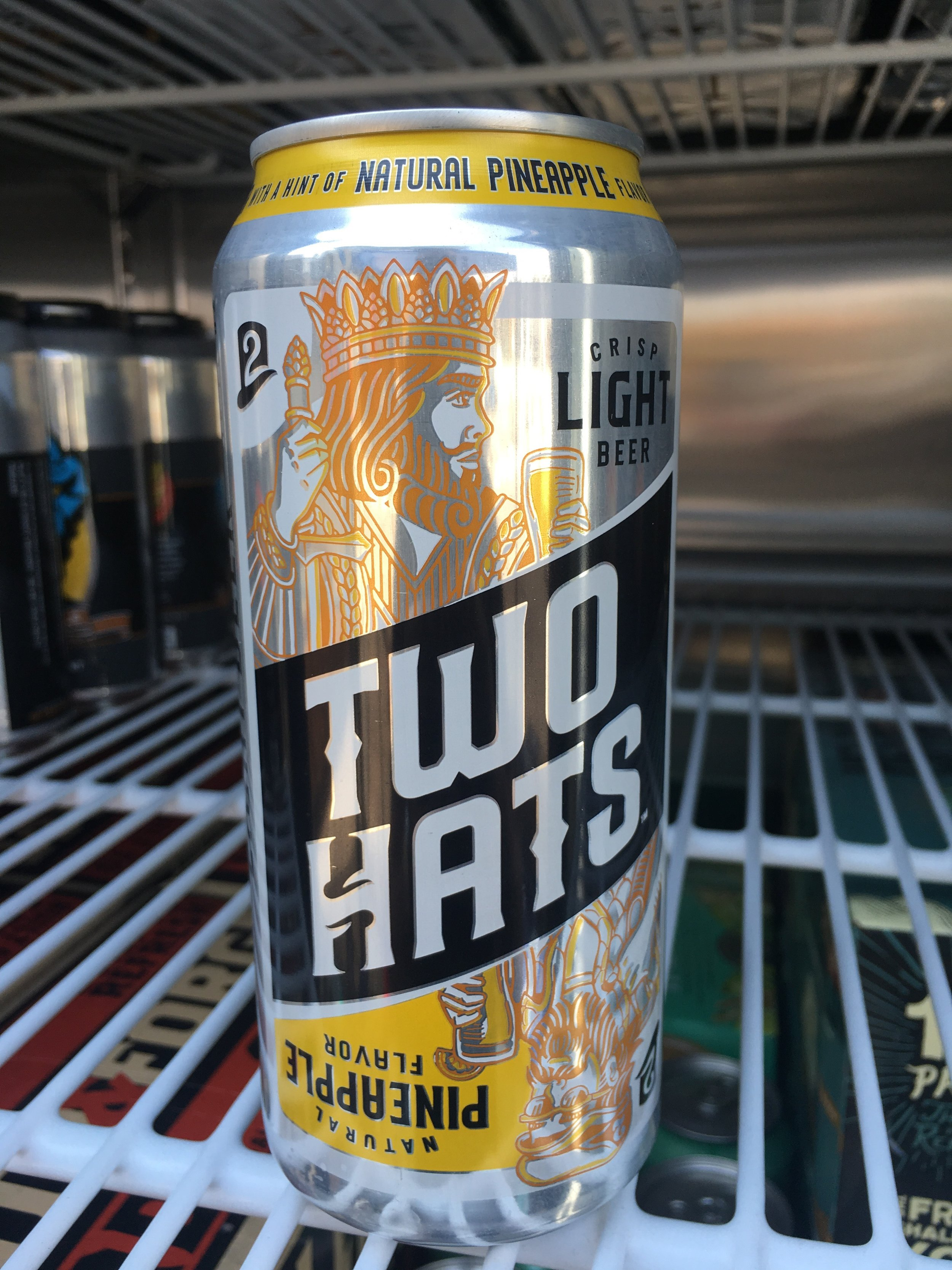 Two Hats - Pineapple Lager