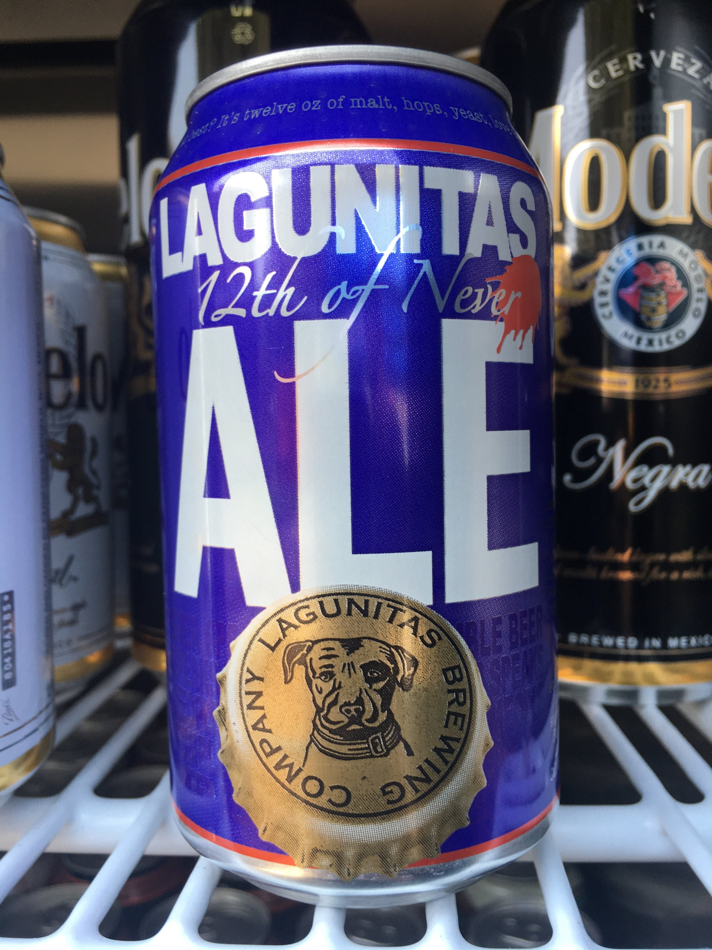 Lagunitas Brewing - 12th of Never Pale Ale