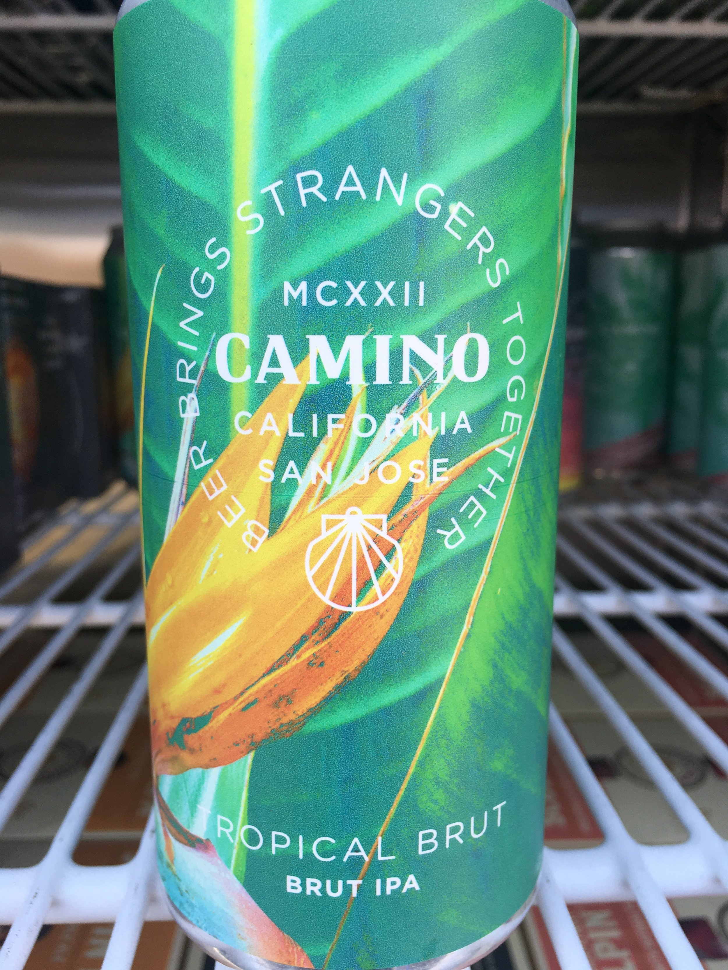 Camino Brewing - Tropical Brut IPA