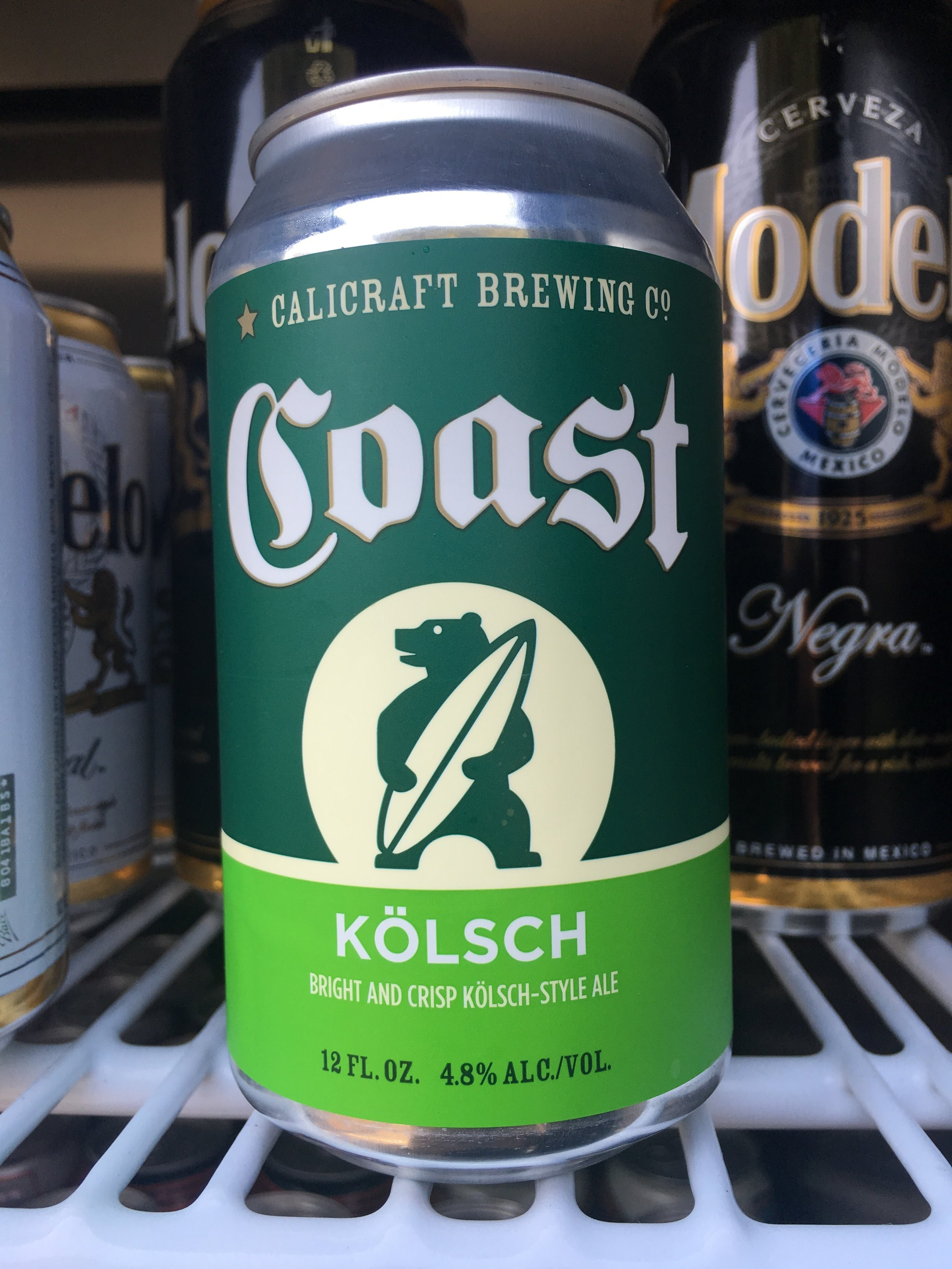 Calicraft Brewing - Coast Kolsch