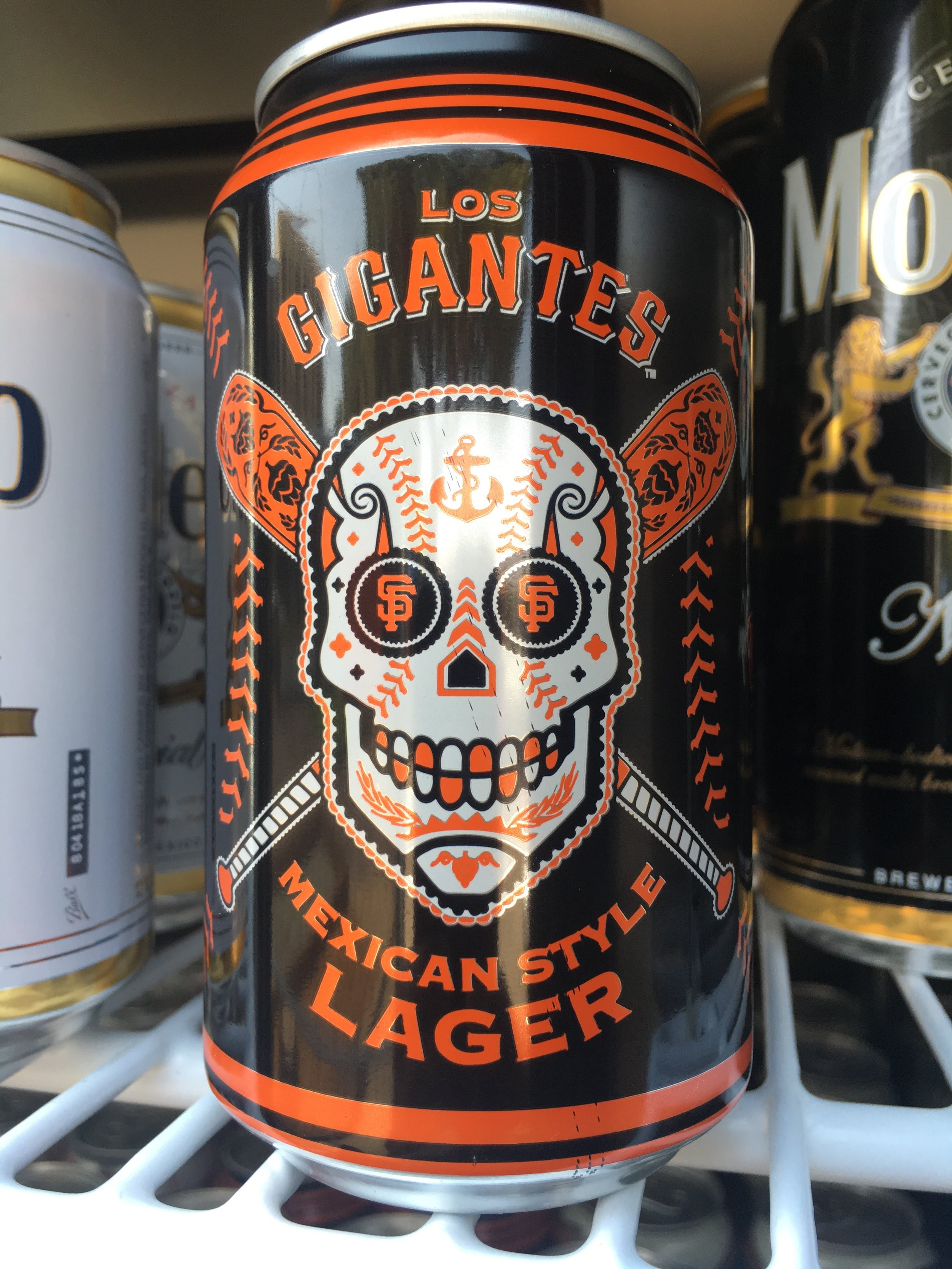 Anchor Brewing - Los Gigantes Mexican Style Lager