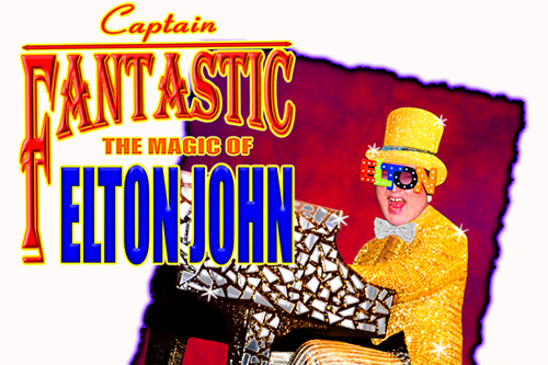 Captain Fantastic, the premier Elton John Tribute Show, will dazzle you with an amazing musical extravaganza!
