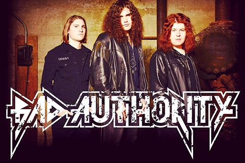 With loud guitars, thundering drums, and high-energy stage antics, Bad Authority delivers a powerful and explosive show.